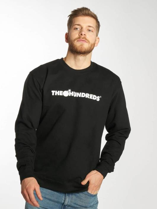 The Hundreds Swetry Forever Bar czarny