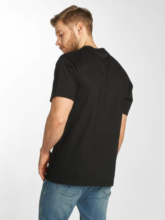 The Hundreds T-Shirt Camo Bar black