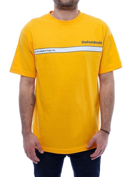 The Hundreds T-Shirt  yellow