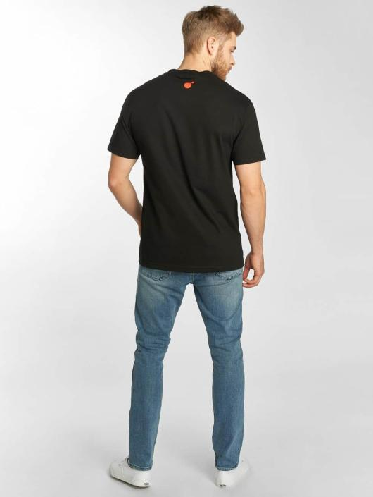 The Hundreds t-shirt HUNMTSS zwart