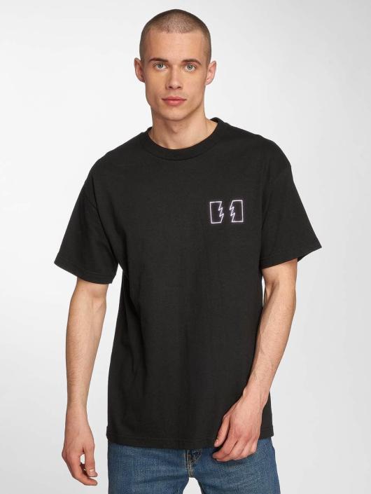 The Hundreds T-skjorter Hello There svart
