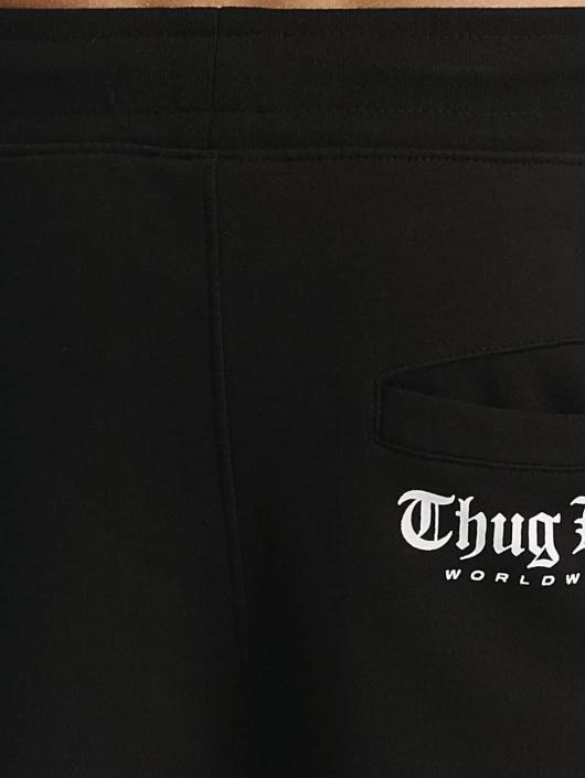Thug Life Šortky Lion èierna