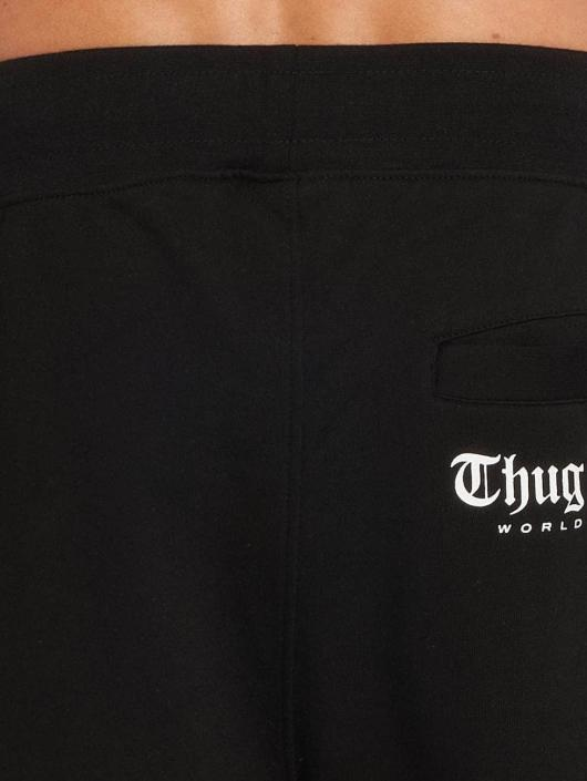Thug Life Šortky Lion čern