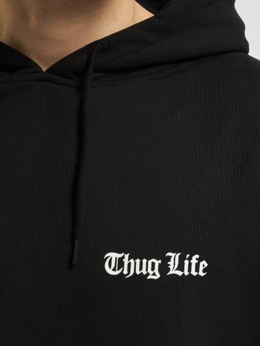 Thug Life Basic Hoody Life Chest schwarz