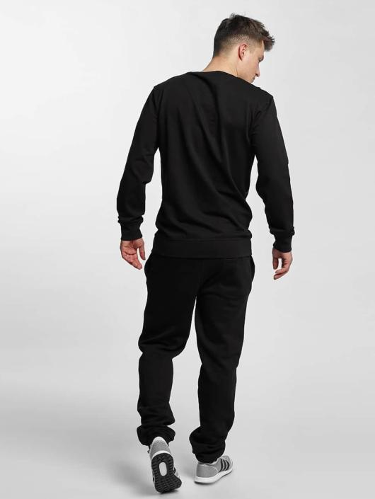 Thug Life Basic Sweat Pant Cities black