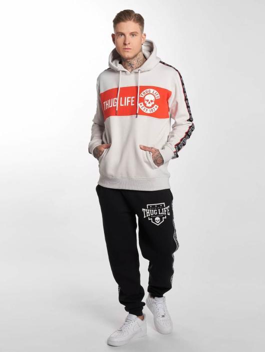 Thug Life Hoody Lux grijs