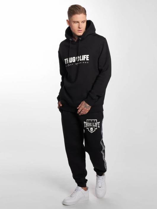 Thug Life Hoody Future schwarz