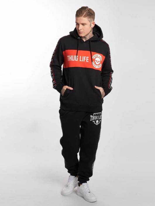 Thug Life Hoody Lux zwart