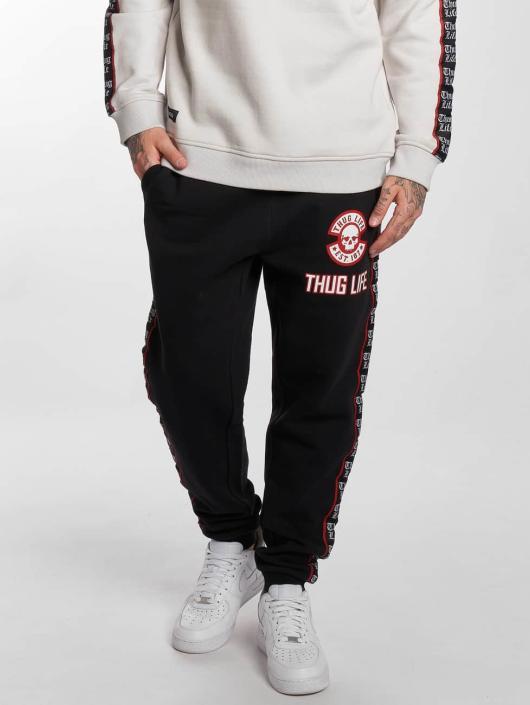 Thug Life joggingbroek Lux zwart