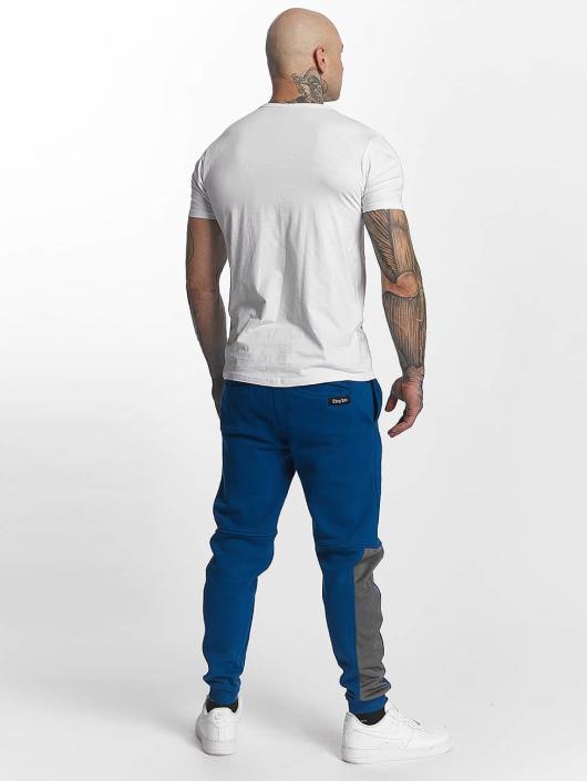 Thug Life Jogginghose Kurgan blau