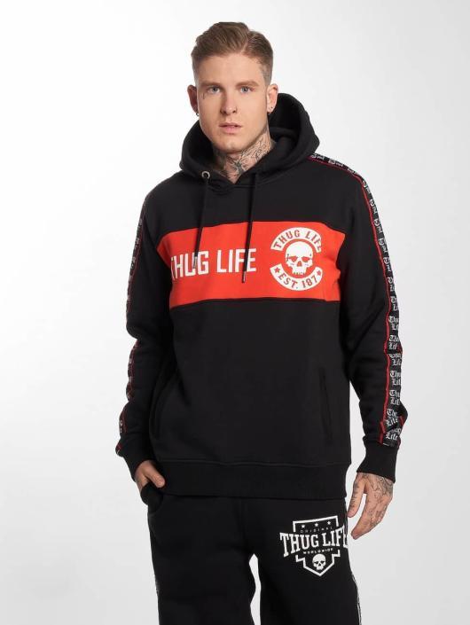 Thug Life Mikiny Lux èierna