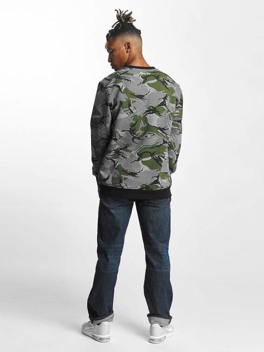 Thug Life Pullover Hidden gray
