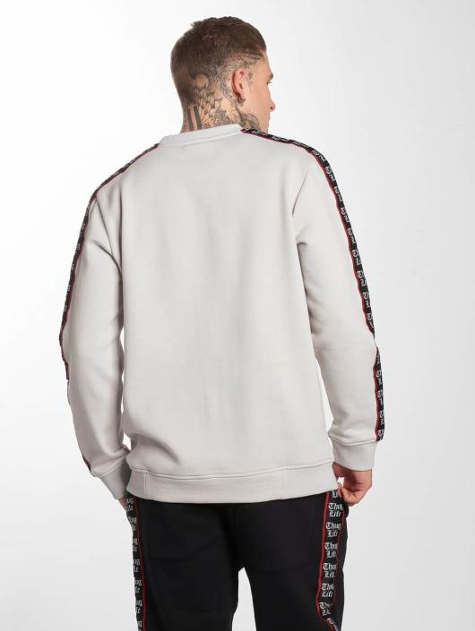 Thug Life Pullover Lux gray