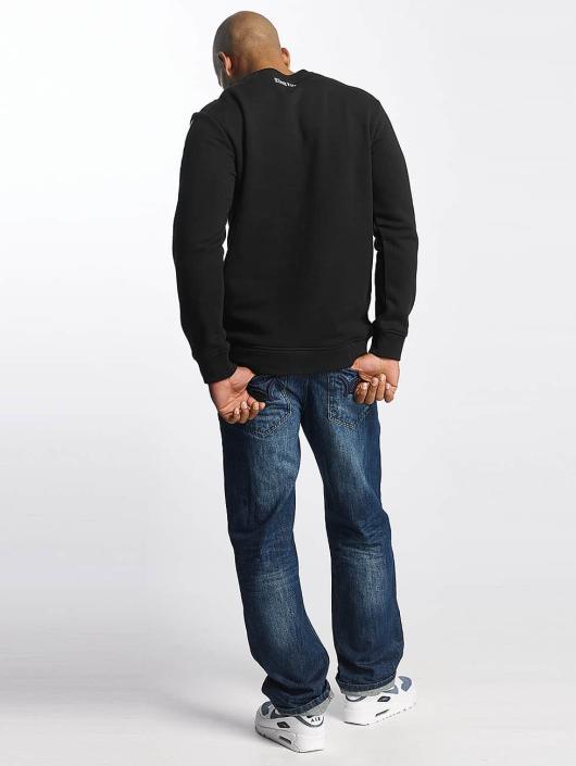 Thug Life Pullover Blind schwarz