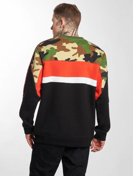 Thug Life Pullover Tiger schwarz