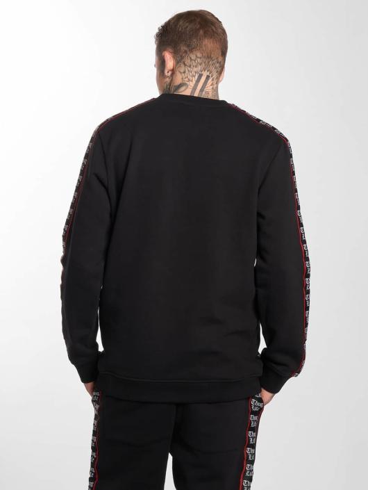 Thug Life Pullover Lux schwarz