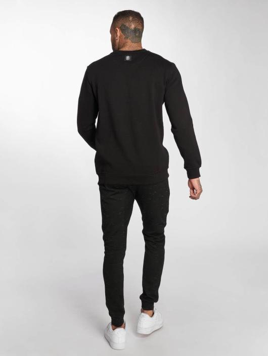 Thug Life Pullover B.Gothic schwarz