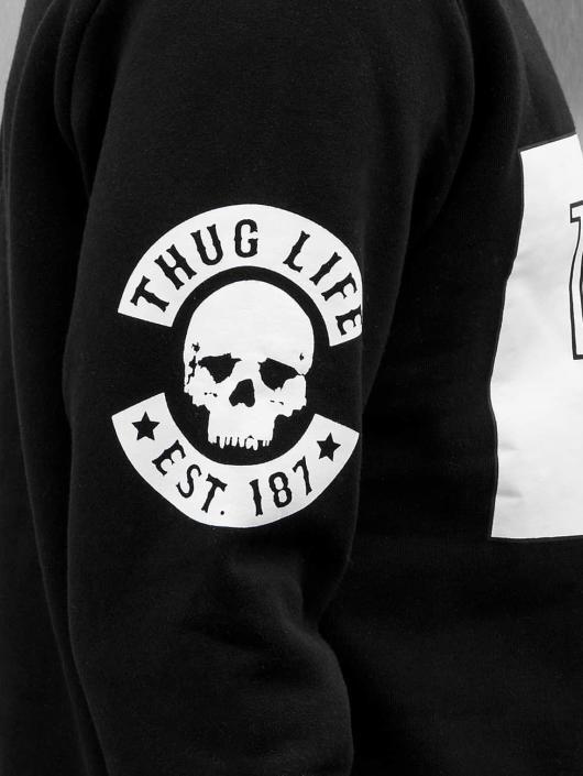 Thug Life Pulóvre Zoro Digga èierna