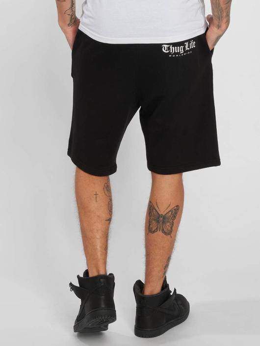 Thug Life Short Lion black