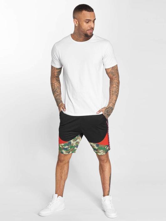 Thug Life Shorts Tiger schwarz
