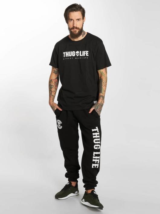 Thug Life Sweat Pant TLSP124 black