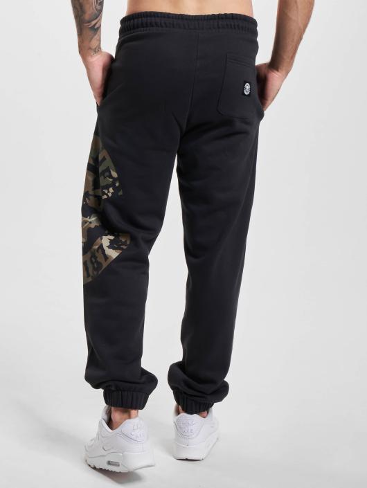 Thug Life Sweat Pant B.Camo black