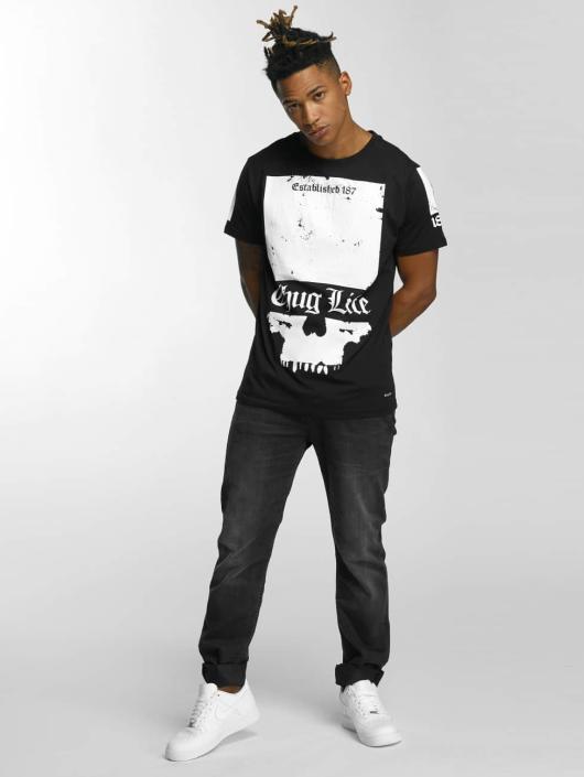 Thug Life T-Shirt Blind black