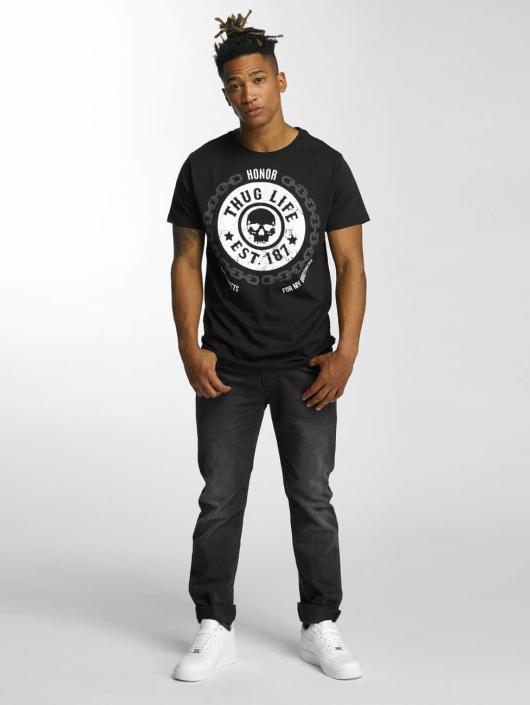 Thug Life T-Shirt Barley black