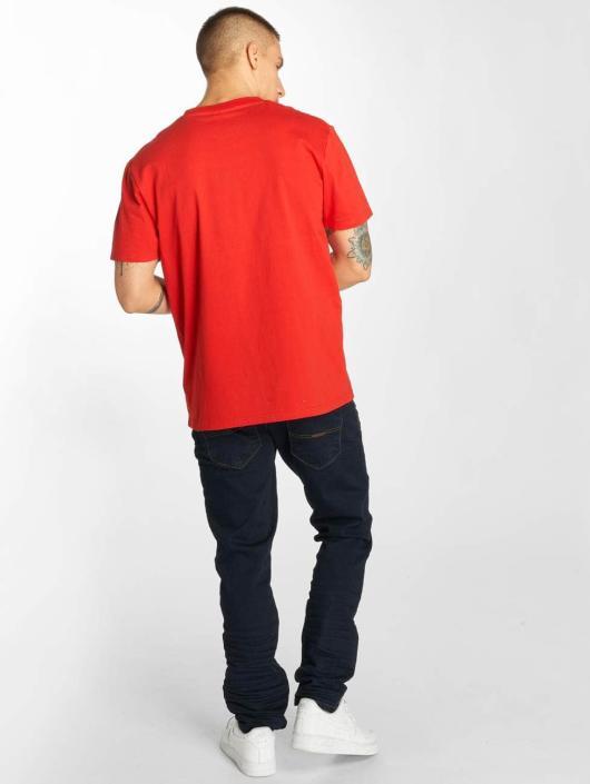Thug Life t-shirt Walk rood