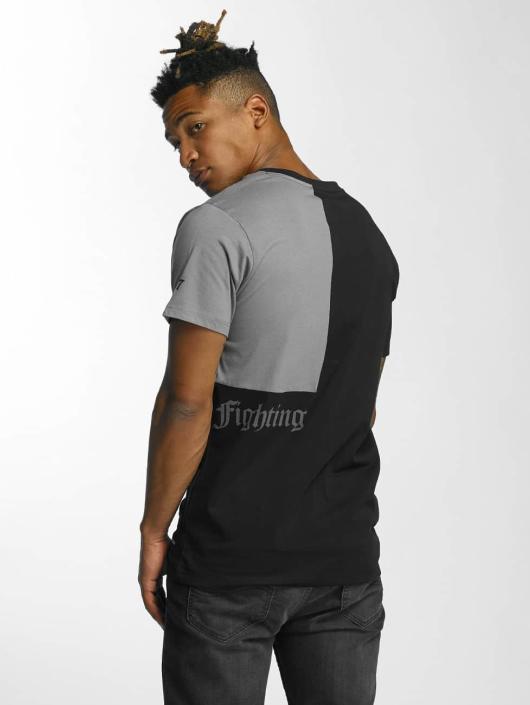 Thug Life T-Shirt Qube schwarz