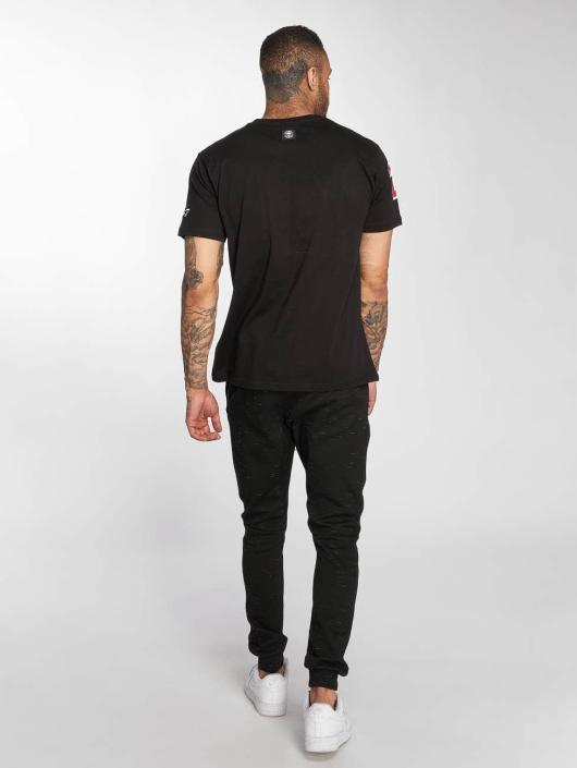Thug Life T-Shirt B.Fight schwarz