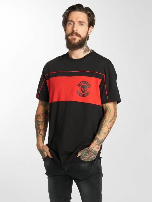 Thug Life t-shirt Walk zwart
