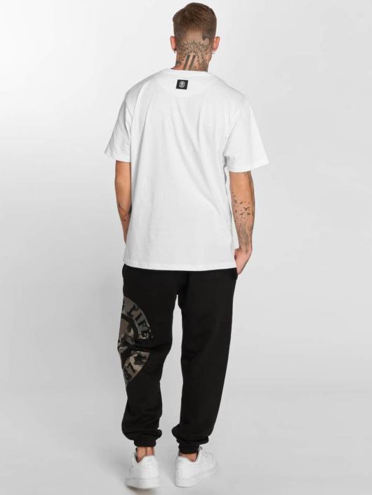 Thug Life T-Shirty B. Camo bialy