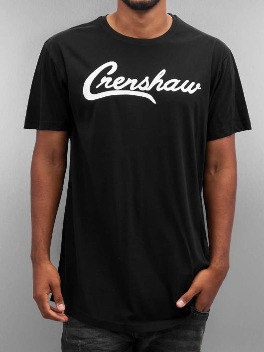 Thug Life T-Shirty Basic czarny