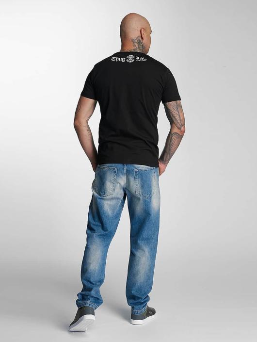 Thug Life T-Shirty no reason czarny