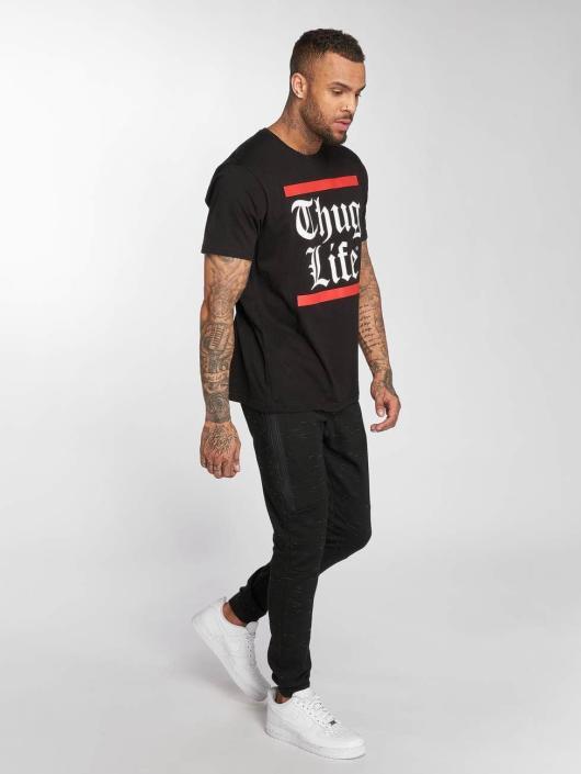 Thug Life T-Shirty B.Gothic czarny