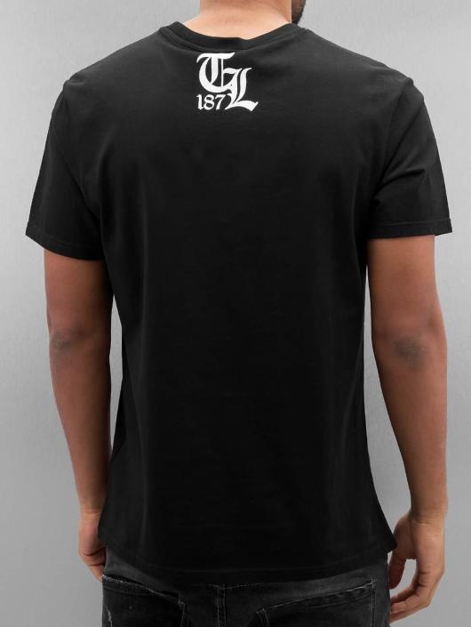 Thug Life T-skjorter Zoro svart