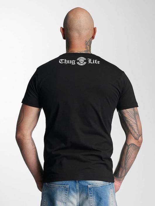 Thug Life T-skjorter no reason svart