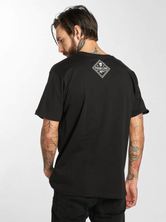 Thug Life T-skjorter Future svart