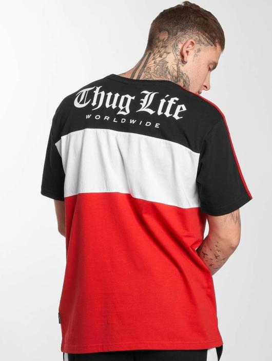 Thug Life Trika Lion červený