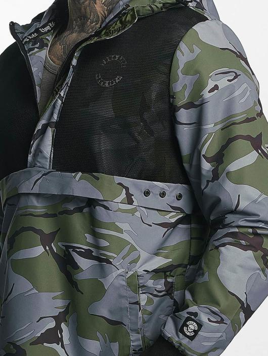 Thug Life Übergangsjacke Skin schwarz
