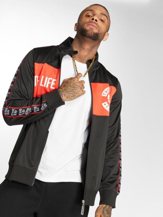 Thug Life Zomerjas Lux zwart