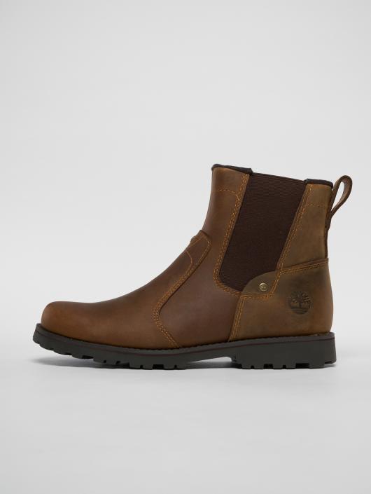 Timberland Boots Asphalt Trail Chelsea marrón