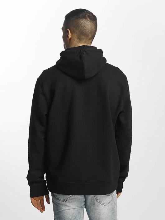 Timberland Hoodies Stacked čern