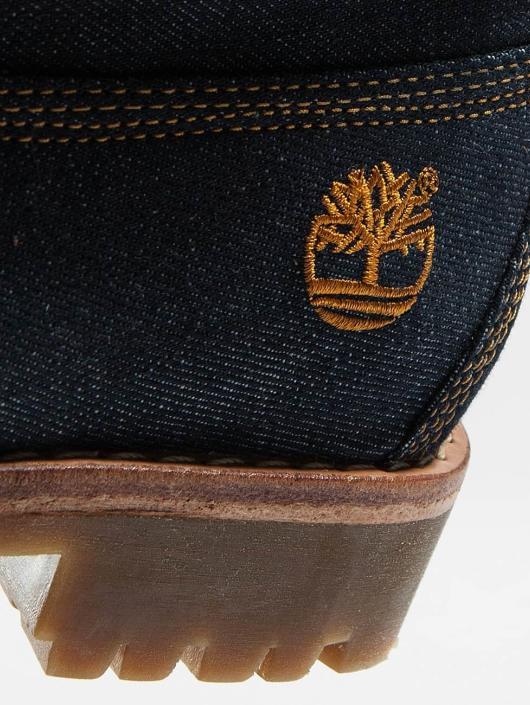Timberland Kängor Heritage 6 Fabric blå