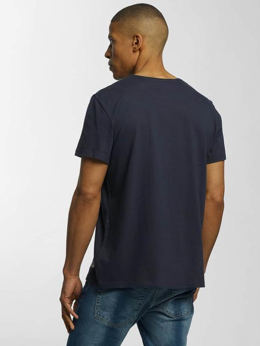 Timberland T-Shirty Big Logo szary
