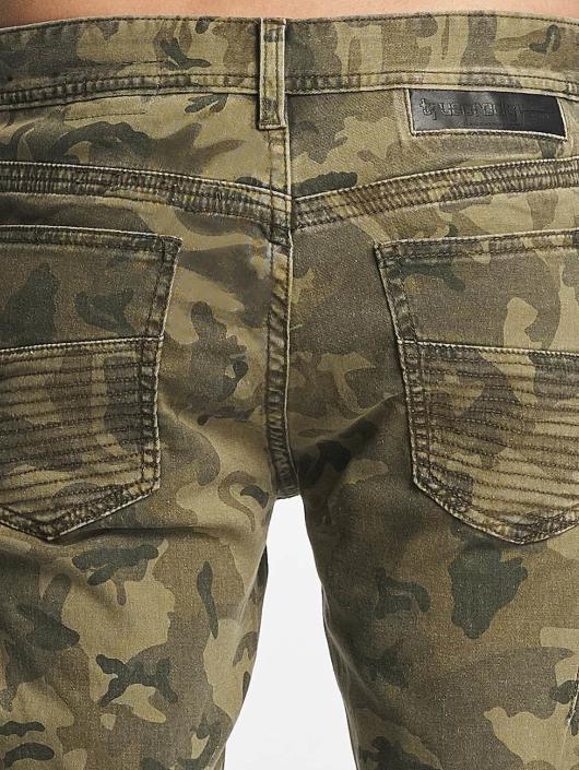 trueprodigy Pantalone Cargo Dusk mimetico