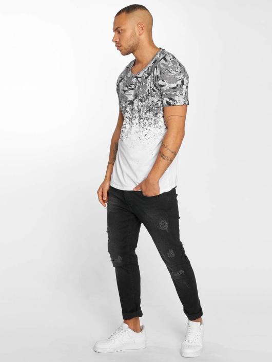 trueprodigy T-paidat Camou valkoinen