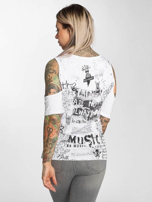 trueprodigy T-Shirt Kristin blanc