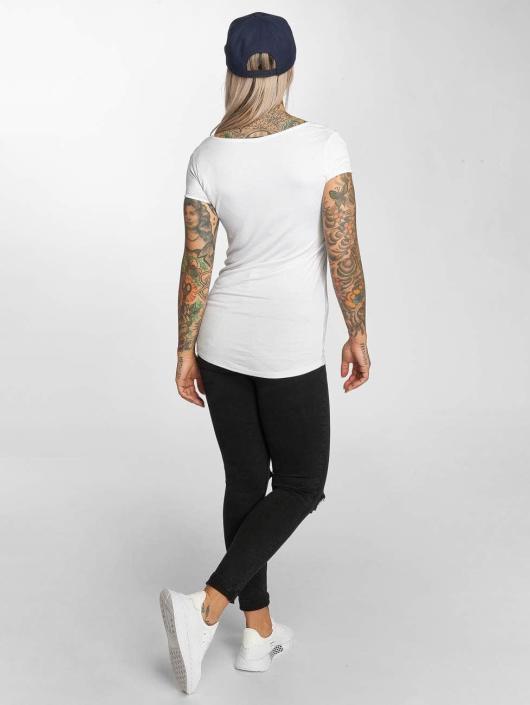 trueprodigy T-Shirt NYC Butterfly blanc
